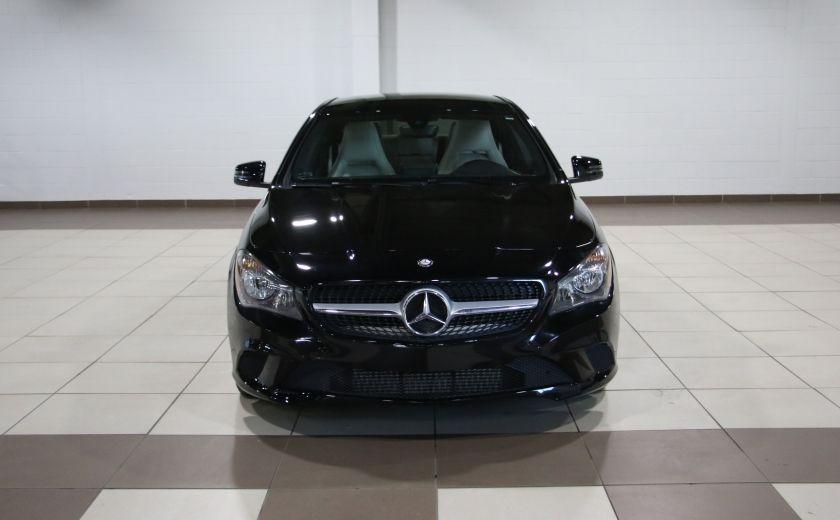 2016 Mercedes Benz CLA250 4MATIC CUIR GPS TOIT PANO #1