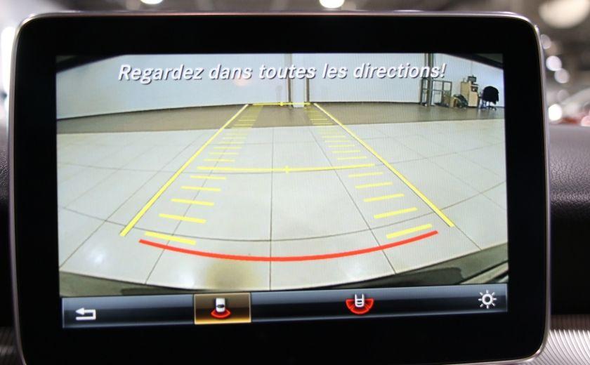 2016 Mercedes Benz CLA250 4MATIC CUIR GPS TOIT PANO #14
