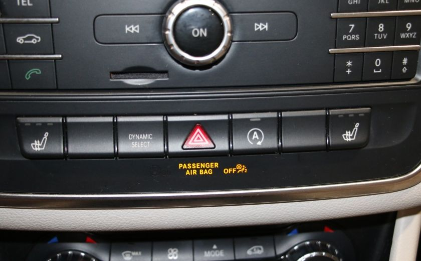 2016 Mercedes Benz CLA250 4MATIC CUIR GPS TOIT PANO #15
