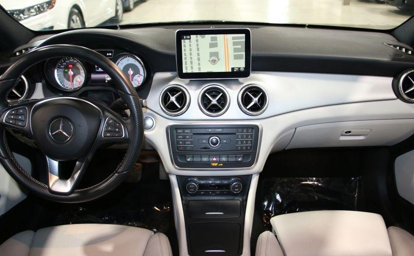 2016 Mercedes Benz CLA250 4MATIC CUIR GPS TOIT PANO #16