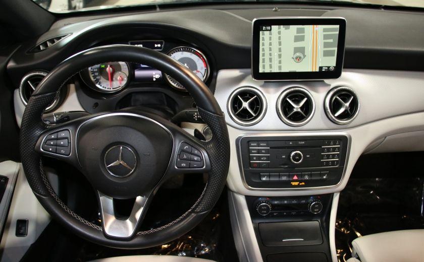 2016 Mercedes Benz CLA250 4MATIC CUIR GPS TOIT PANO #17