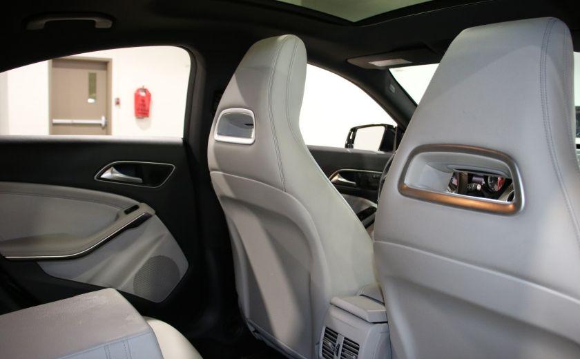 2016 Mercedes Benz CLA250 4MATIC CUIR GPS TOIT PANO #22