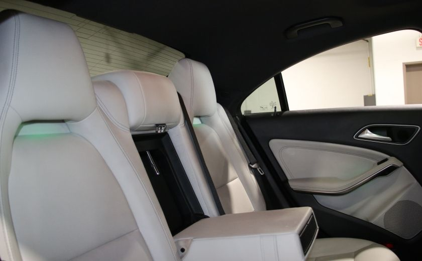 2016 Mercedes Benz CLA250 4MATIC CUIR GPS TOIT PANO #23
