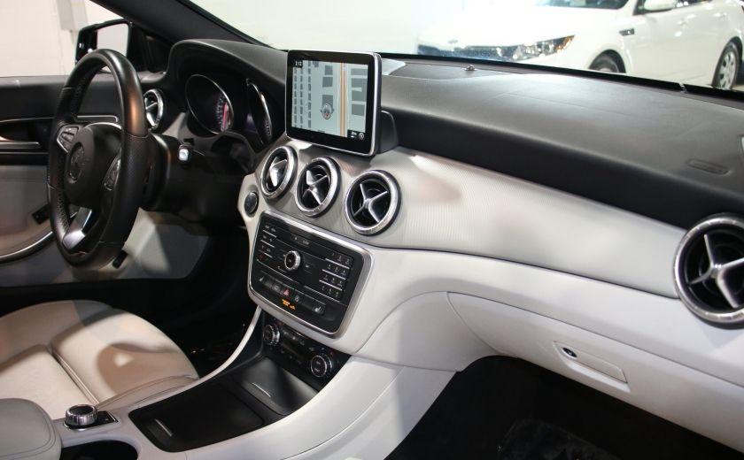 2016 Mercedes Benz CLA250 4MATIC CUIR GPS TOIT PANO #24