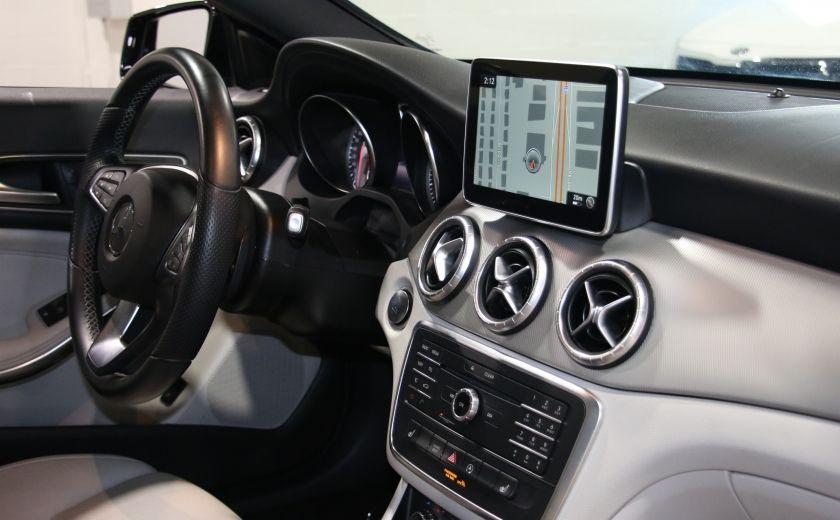 2016 Mercedes Benz CLA250 4MATIC CUIR GPS TOIT PANO #25