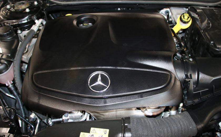 2016 Mercedes Benz CLA250 4MATIC CUIR GPS TOIT PANO #27