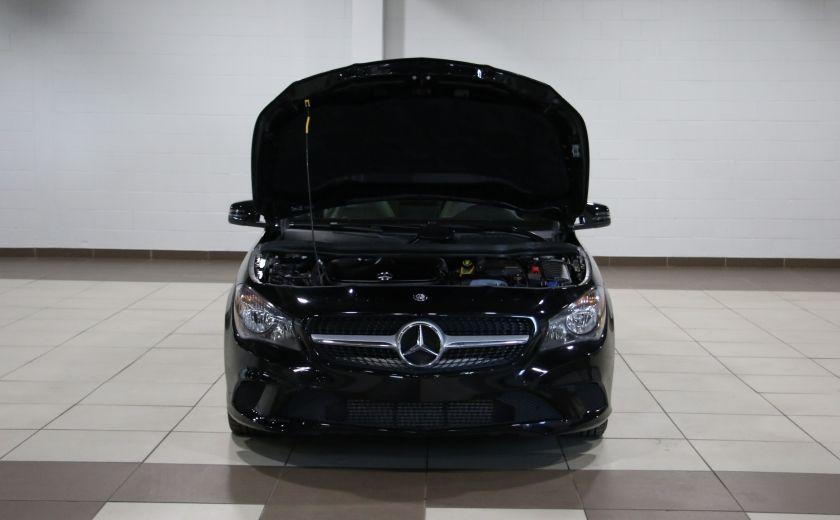 2016 Mercedes Benz CLA250 4MATIC CUIR GPS TOIT PANO #28