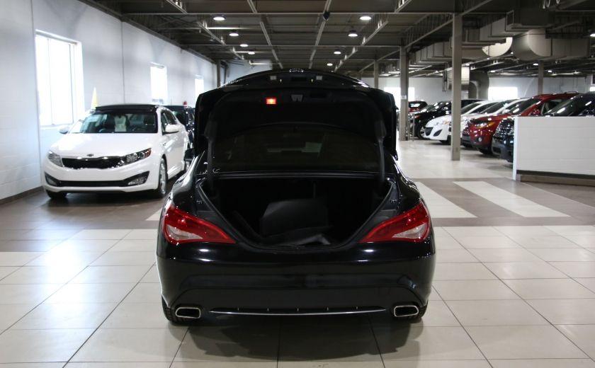 2016 Mercedes Benz CLA250 4MATIC CUIR GPS TOIT PANO #29