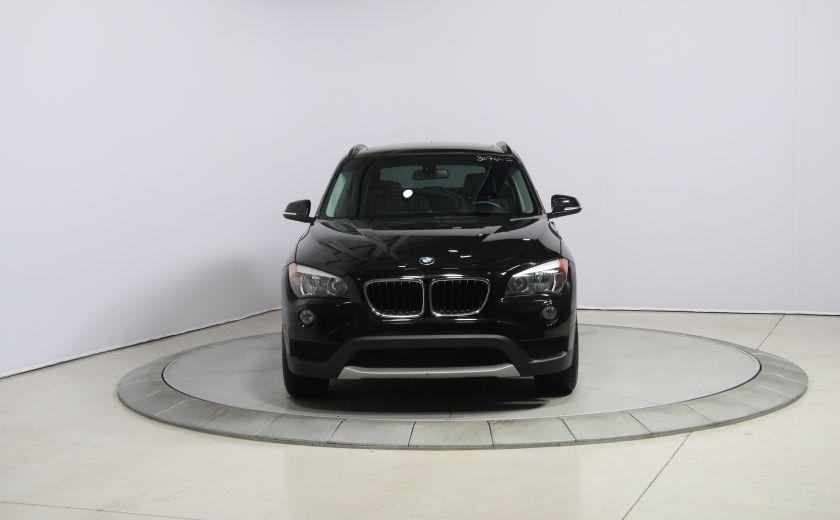 2013 BMW X1 28i AWD AUTO A/C CUIR TOIT PANO MAGS #1