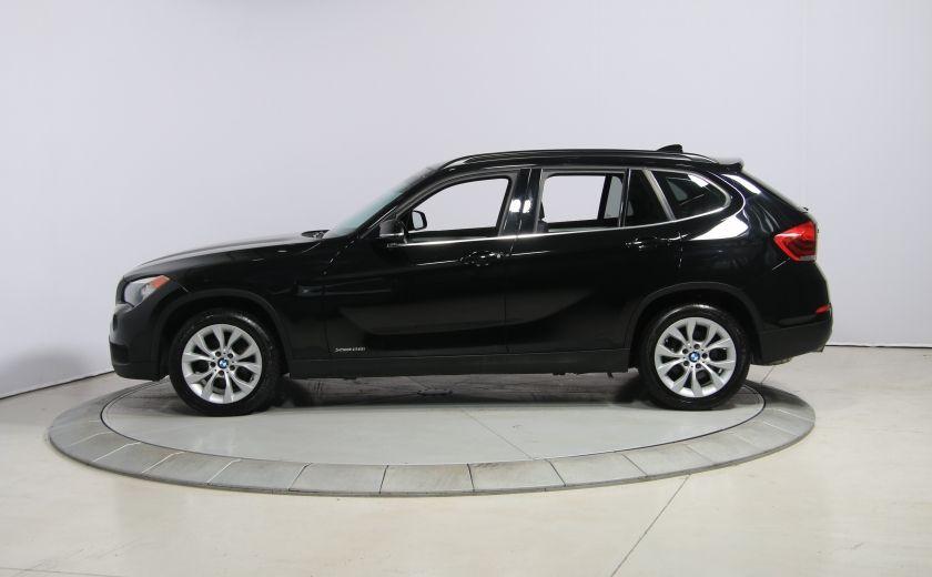 2013 BMW X1 28i AWD AUTO A/C CUIR TOIT PANO MAGS #3
