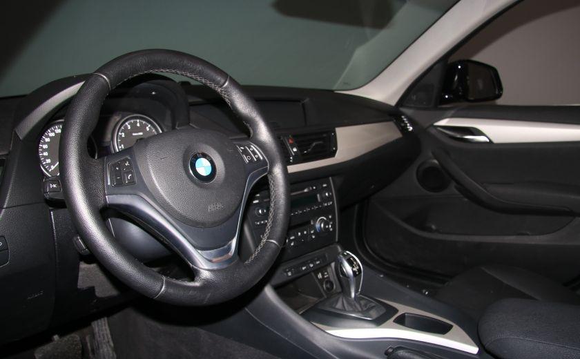 2013 BMW X1 28i AWD AUTO A/C CUIR TOIT PANO MAGS #5