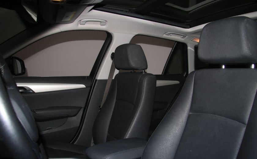 2013 BMW X1 28i AWD AUTO A/C CUIR TOIT PANO MAGS #6