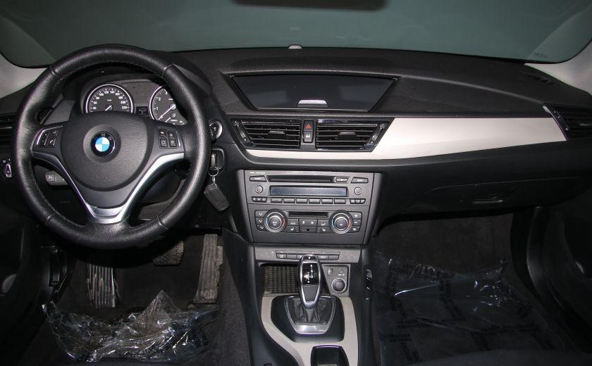 2013 BMW X1 28i AWD AUTO A/C CUIR TOIT PANO MAGS #10