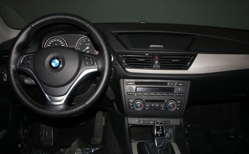 2013 BMW X1 28i AWD AUTO A/C CUIR TOIT PANO MAGS #11