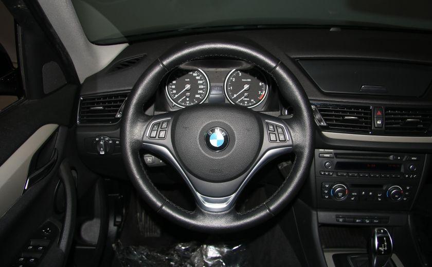 2013 BMW X1 28i AWD AUTO A/C CUIR TOIT PANO MAGS #12