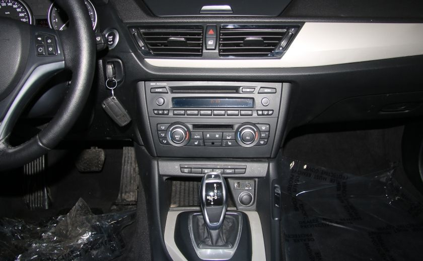 2013 BMW X1 28i AWD AUTO A/C CUIR TOIT PANO MAGS #13