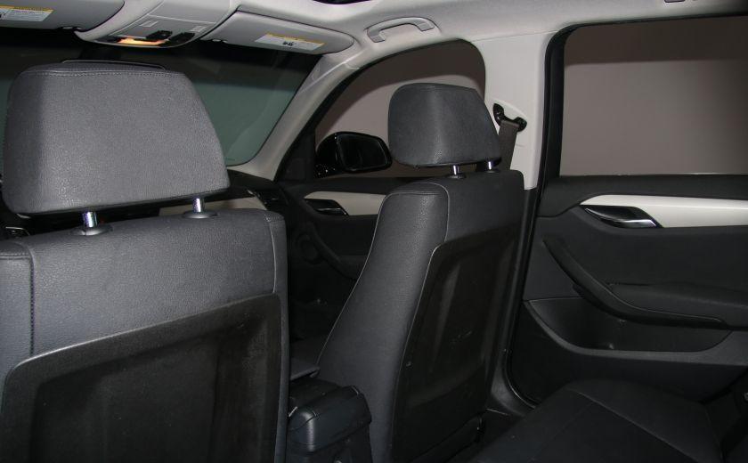 2013 BMW X1 28i AWD AUTO A/C CUIR TOIT PANO MAGS #16