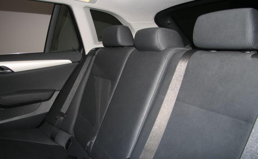 2013 BMW X1 28i AWD AUTO A/C CUIR TOIT PANO MAGS #17