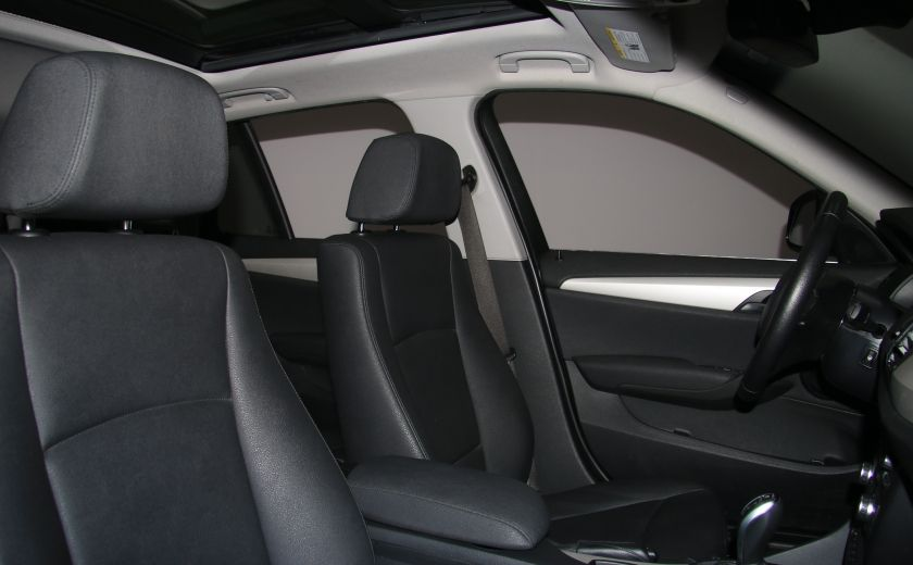 2013 BMW X1 28i AWD AUTO A/C CUIR TOIT PANO MAGS #22