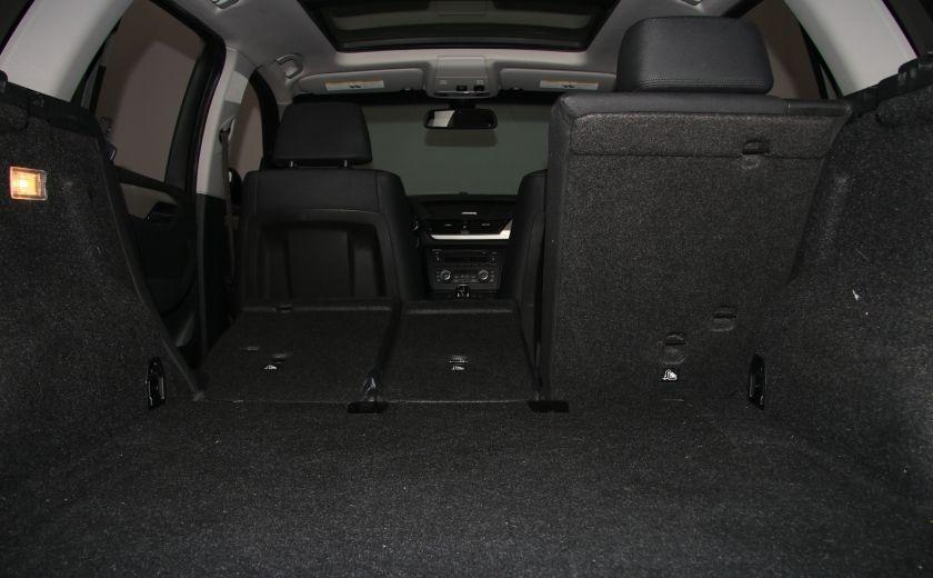 2013 BMW X1 28i AWD AUTO A/C CUIR TOIT PANO MAGS #27