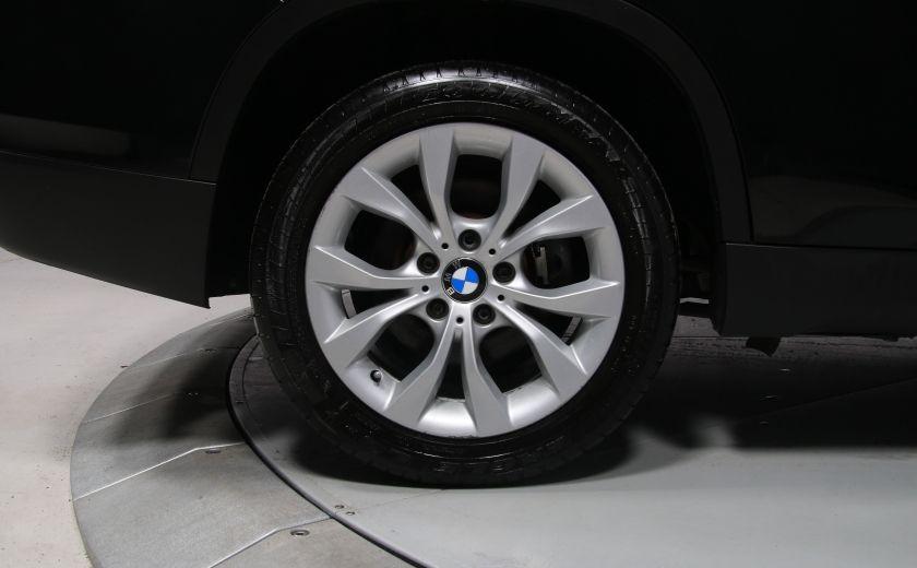 2013 BMW X1 28i AWD AUTO A/C CUIR TOIT PANO MAGS #28