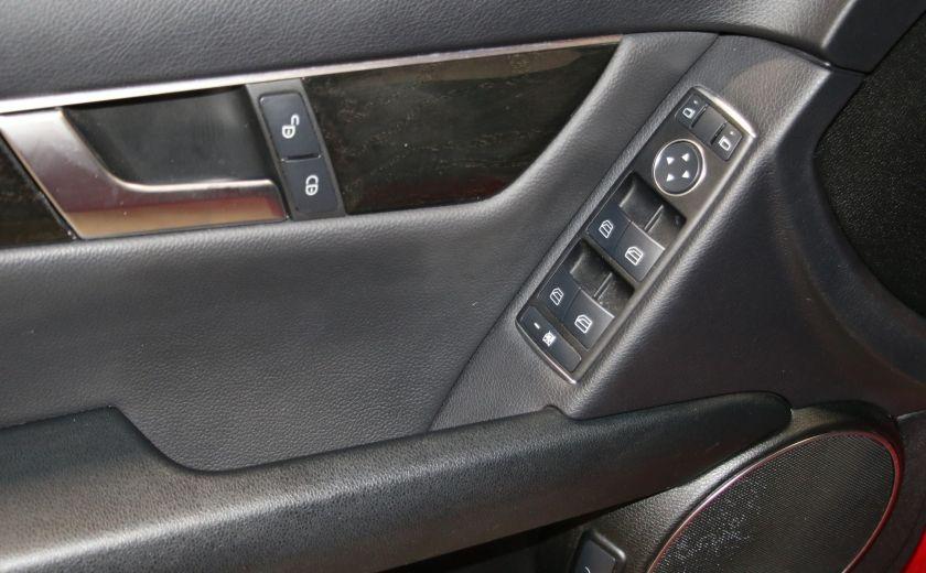 2014 Mercedes Benz C300 AWD AUTO A/C CUIR TOIT MAGS #10