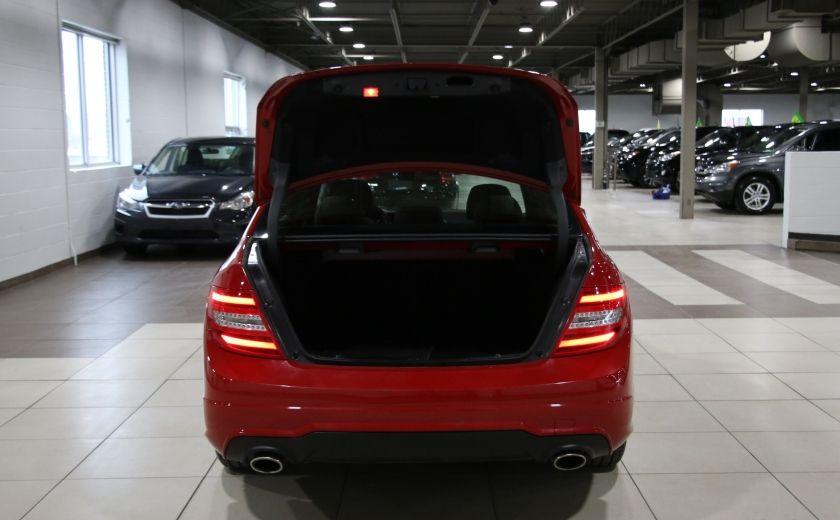 2014 Mercedes Benz C300 AWD AUTO A/C CUIR TOIT MAGS #28
