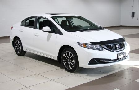 2013 Honda Civic EX TOIT BLUETOOTH MAGS A/C #0