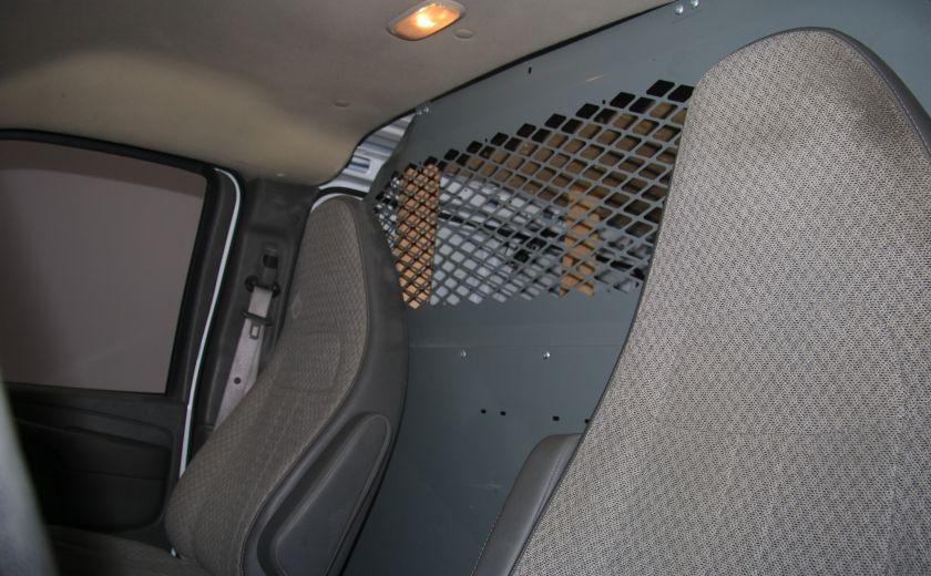 2013 Chevrolet Express 2500  CARGO 135