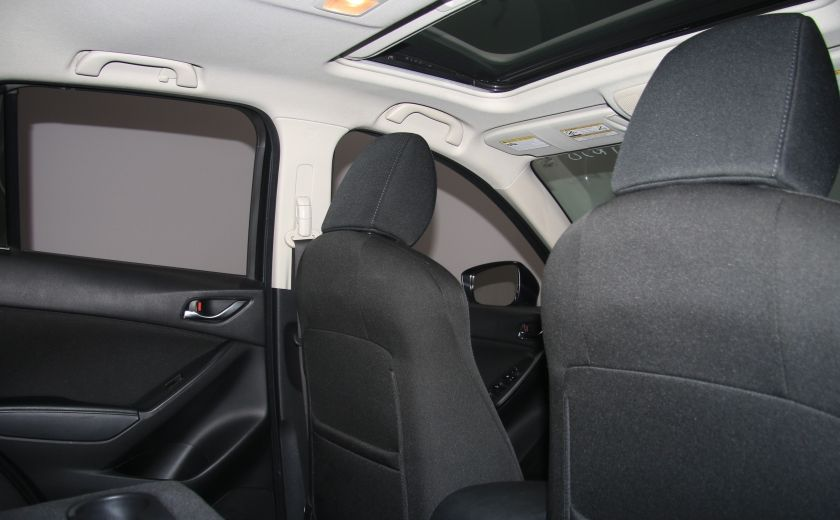 2015 Mazda CX 5 GS A/C TOIT MAGS CAMERA RECUL #21