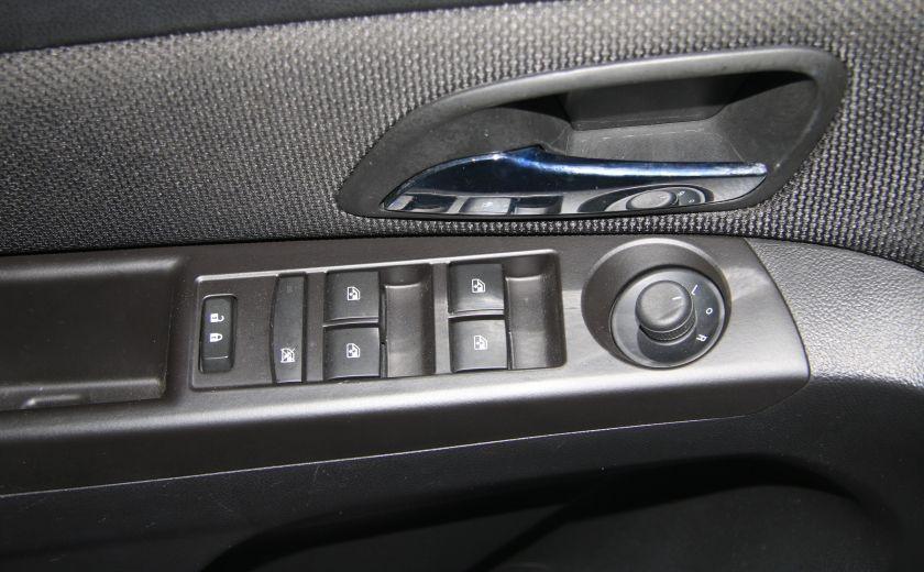 2015 Chevrolet Cruze 1LT AUTO A/C GR ELECT BLUETOOTH CAM.RECUL #10