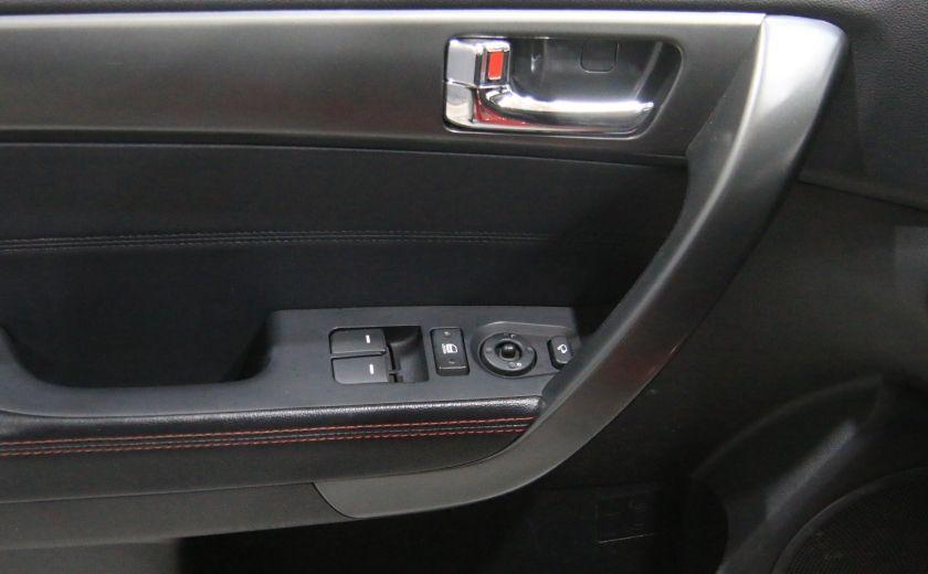 2013 Kia Forte SX AUTO CUIR TOIT MAGS BLUETOOTH #10