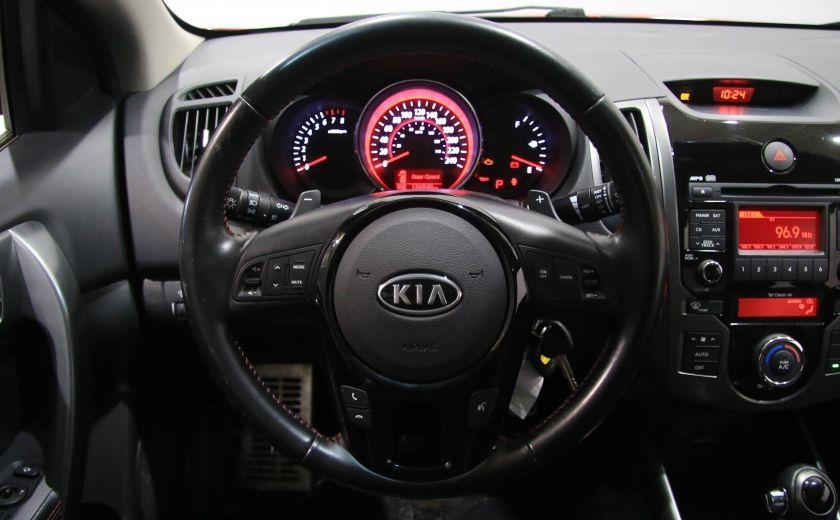 2013 Kia Forte SX AUTO CUIR TOIT MAGS BLUETOOTH #14