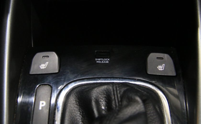 2013 Kia Forte SX AUTO CUIR TOIT MAGS BLUETOOTH #16