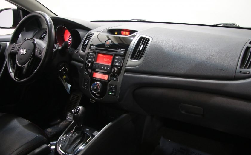 2013 Kia Forte SX AUTO CUIR TOIT MAGS BLUETOOTH #19