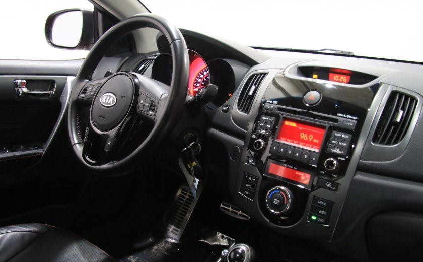 2013 Kia Forte SX AUTO CUIR TOIT MAGS BLUETOOTH #20