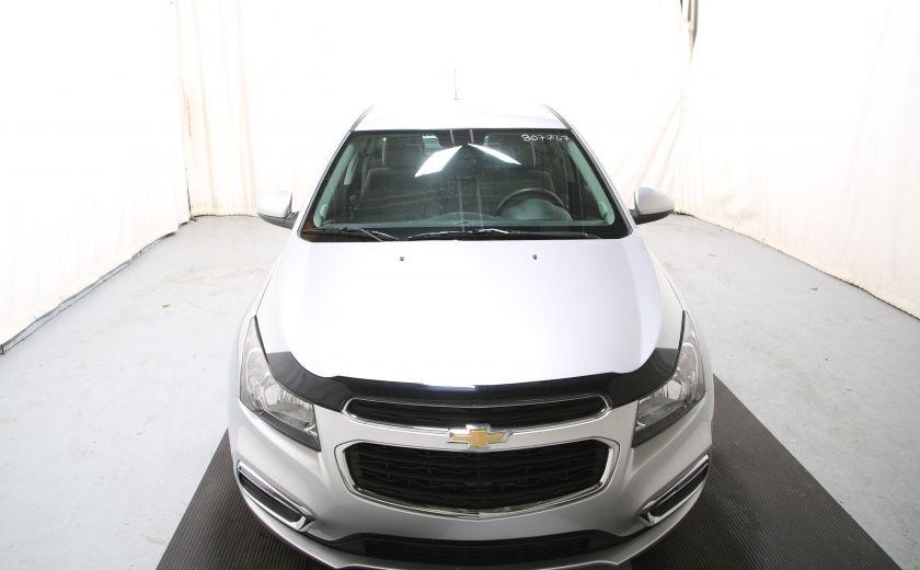 2015 Chevrolet Cruze LT TURBO A/C GR ELECT CAMERA RECUL #1