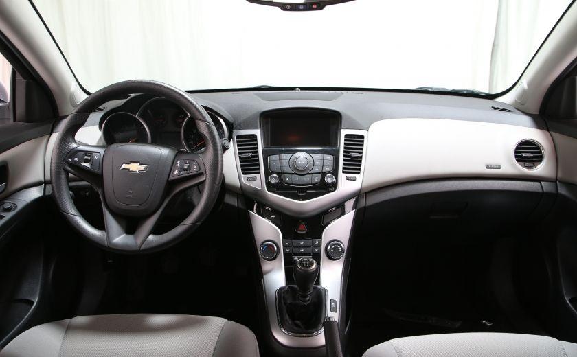 2015 Chevrolet Cruze LT TURBO A/C GR ELECT CAMERA RECUL #9