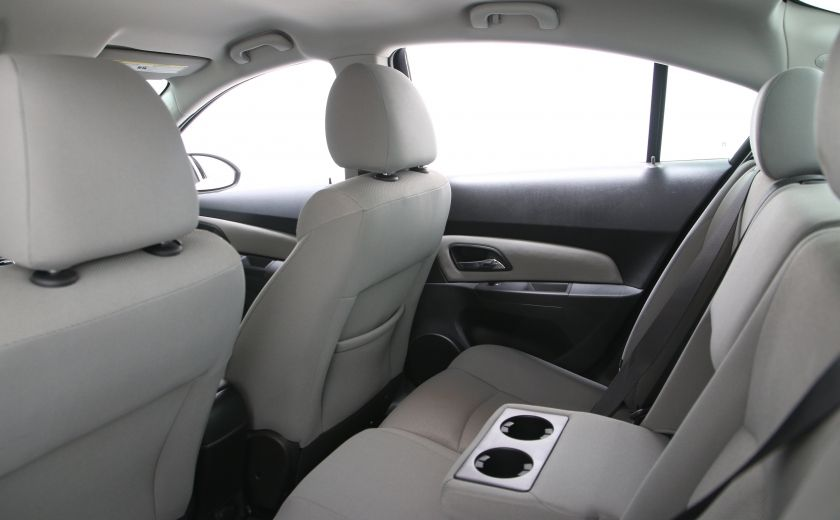 2015 Chevrolet Cruze LT TURBO A/C GR ELECT CAMERA RECUL #12