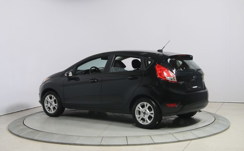 2014 Ford Fiesta SE AUTO A/C GR ELECT MAGS #4