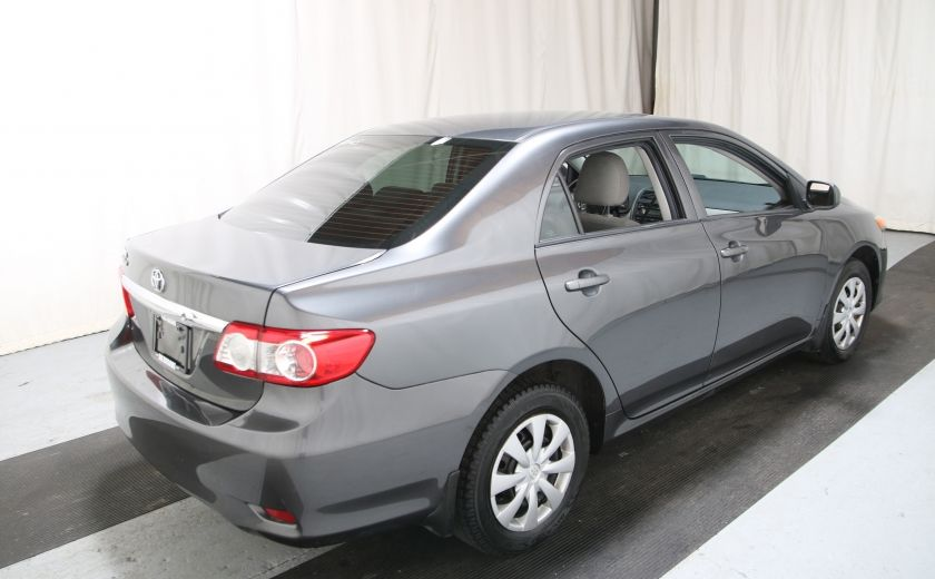 2013 Toyota Corolla CE AUTO A/C GR ELECT BLUETOOTH #5