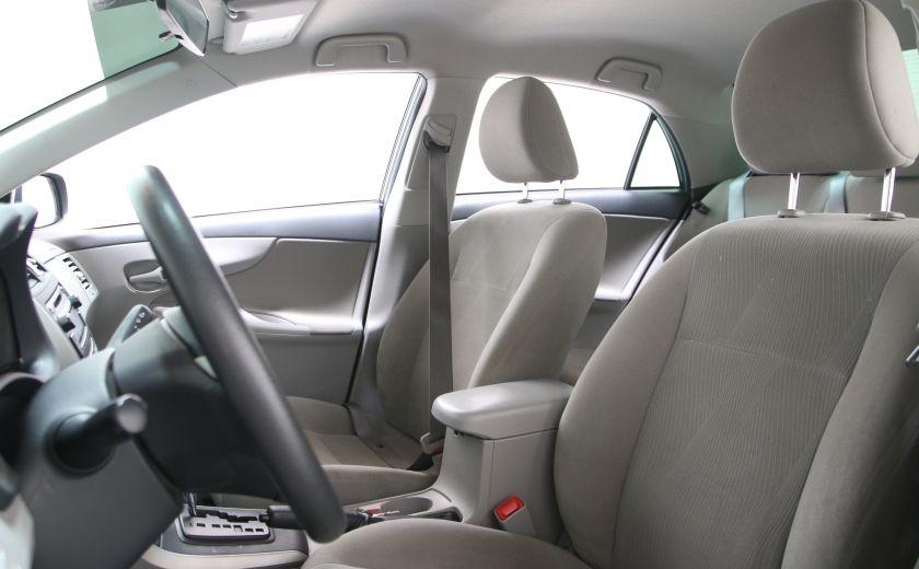 2013 Toyota Corolla CE AUTO A/C GR ELECT BLUETOOTH #8