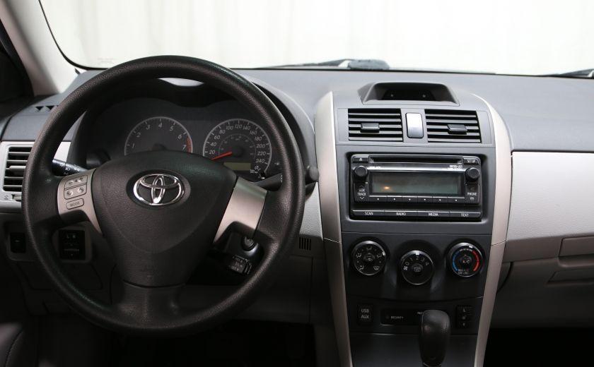 2013 Toyota Corolla CE AUTO A/C GR ELECT BLUETOOTH #10