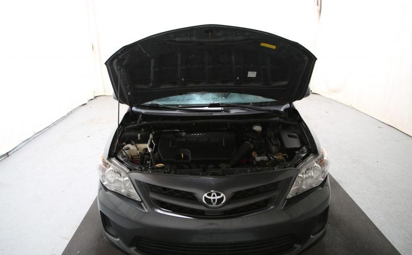 2013 Toyota Corolla CE AUTO A/C GR ELECT BLUETOOTH #19
