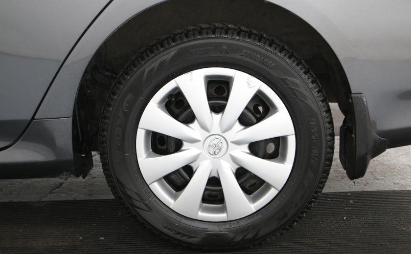 2013 Toyota Corolla CE AUTO A/C GR ELECT BLUETOOTH #24