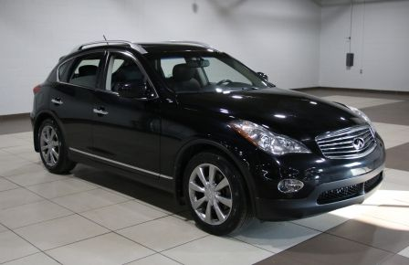 2013 Infiniti EX37 AWD AUTO A/C CUIR TOIT MAGS CAMERA RECUL #0
