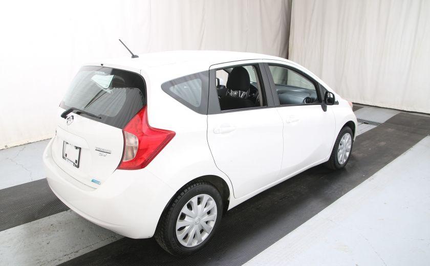 2014 Nissan Versa SV AUTO A/C GR ELECT BLUETOOTH #5