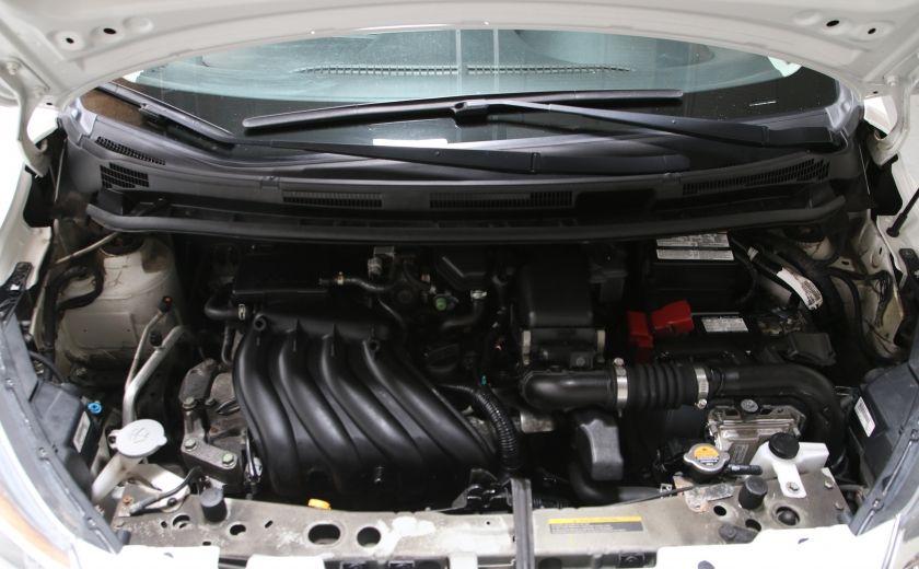 2014 Nissan Versa SV AUTO A/C GR ELECT BLUETOOTH #21