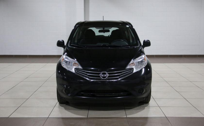 2014 Nissan Versa SV A/C GR ELECT BLUETOOTH CAMERA RECUL #1