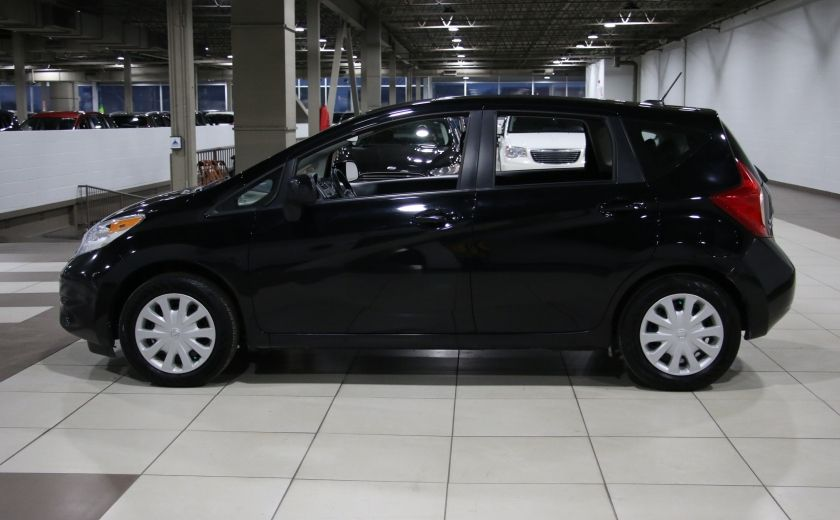2014 Nissan Versa SV A/C GR ELECT BLUETOOTH CAMERA RECUL #3